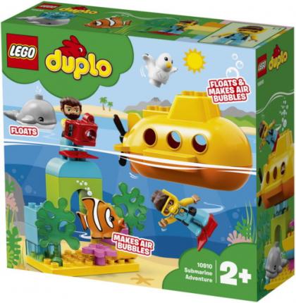 LEGO 10910 Submarine Adventure