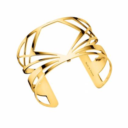 Браслет Les Georgettes gold shine Bahia 40 mm