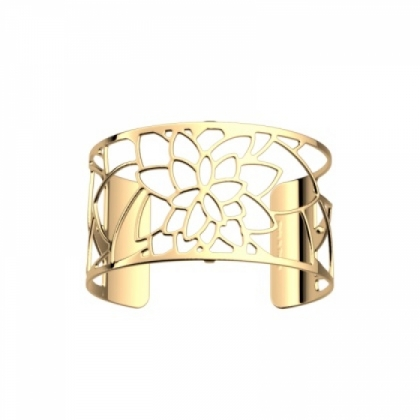 Браслет Les Georgettes gold shine Nenuphar 40 mm