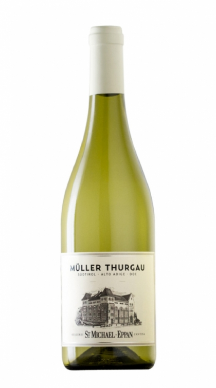 San Michele Appiano Muller Thurgau 2018