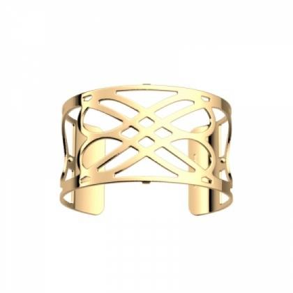 Браслет Les Georgettes gold shine Infini 40 mm
