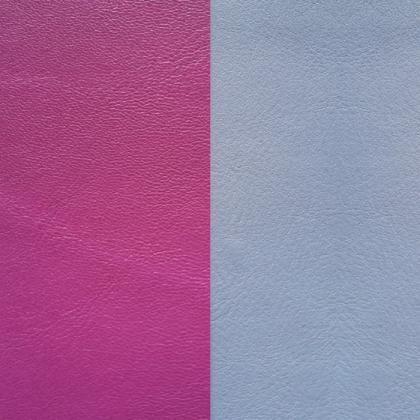 Кожаная вставка Les Georgettes 25 mm bougainvilliers/Ice blue