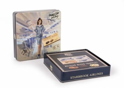 Starbrook tin mix flake truf 6x200g