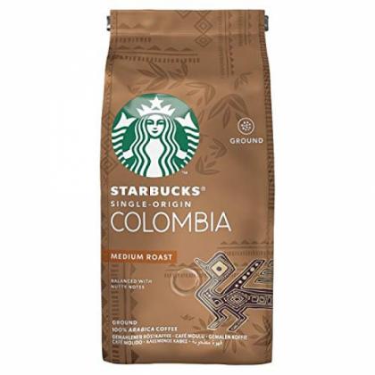 Starbucks medium colombia R&G 6X200G