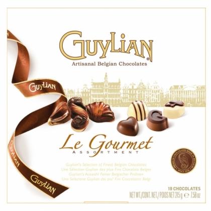 Guylian Chocolate Le Gourmet 215g