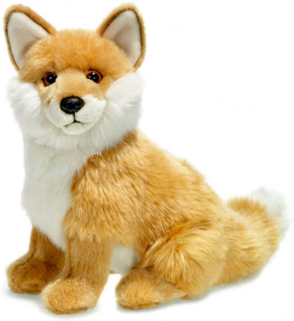 WWF Red Fox sitting 23 cm