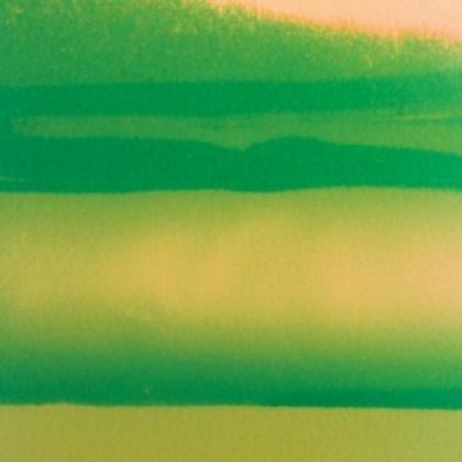 Вставка из винила Les Georgettes 25 mm carioca green