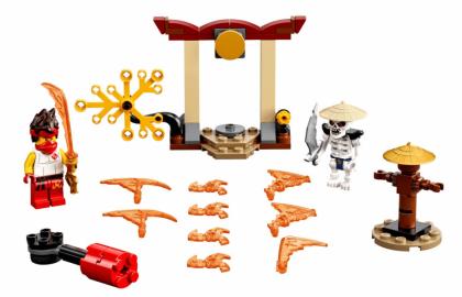 LEGO 71730 Epic Battle Set- Kaivs.Skulkin