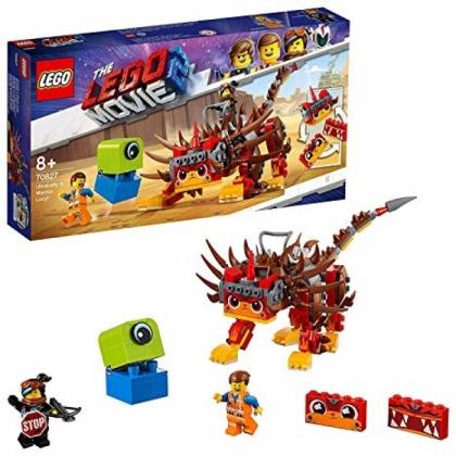 LEGO 70827 Ultrakatty & Warrior Lucy!