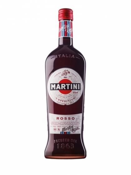 Martini Rosso 15% 1L
