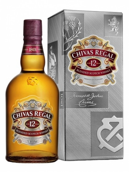 Chivas Regal 12 years old 40% 0.5L