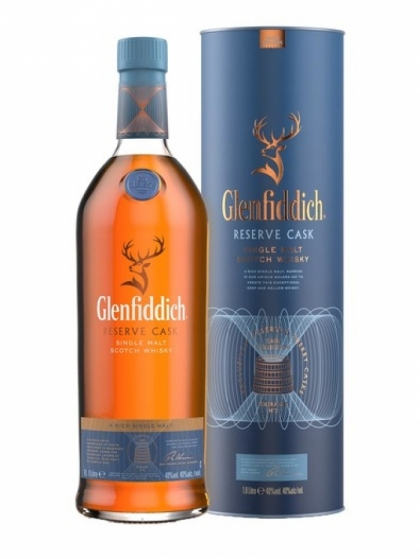 Glenfiddich Reserve Cask 40% 1L