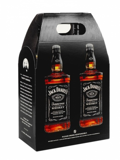 Jack Daniel's Twinpack 40% 2x1L
