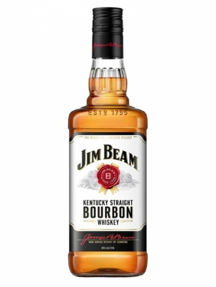 Jim Beam White 40% 1L