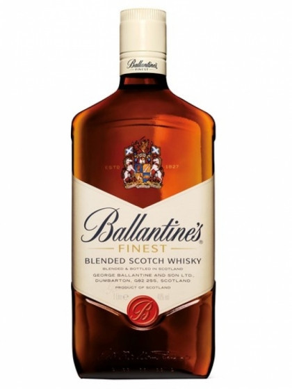 Ballantine's Finest PET 40% 0.5L