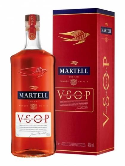 Martell VSOP M?dallion 40% 1L