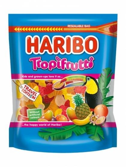 HARIBO Troppifrutti Pouch 750g