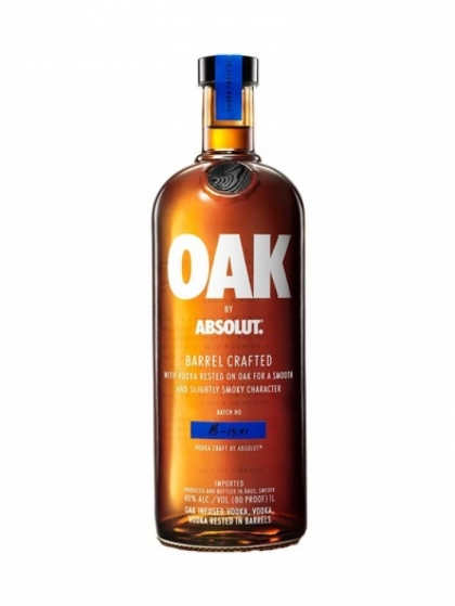 Absolut OAK 40% 1L