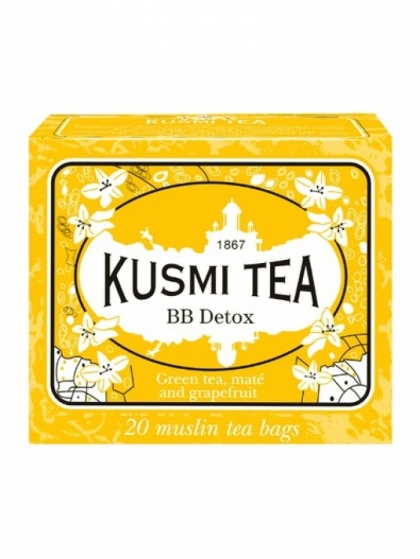 Kusmi BB Detox 20 Tea bags