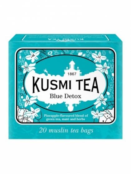Kusmi Blue Detox 20 Tea bags