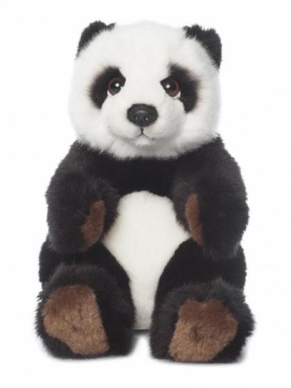 WWF Panda sitting 15 cm