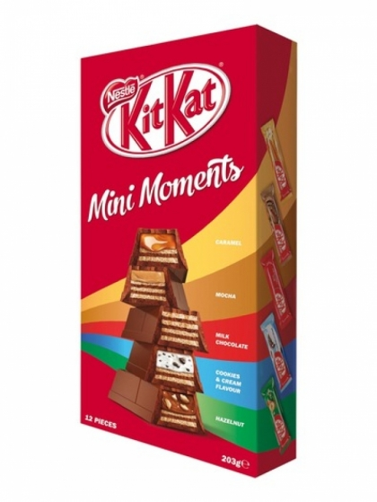 KitKat Mini Moments Box 203g