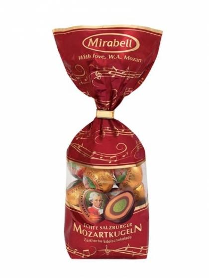 Mirabell Mozartkugeln Bag 273g