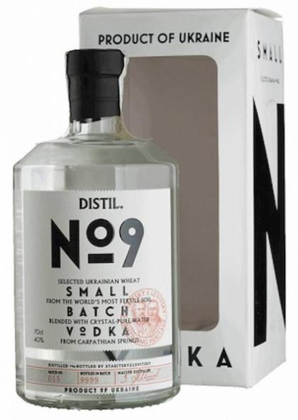 Водка Staritsky & Levitsky, Distil №9 0,7 L Gifts