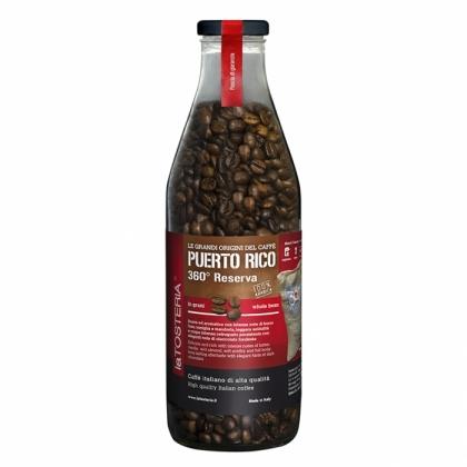 laTosteria Caffe Puerto Rico 360° Reserva bott. 350g