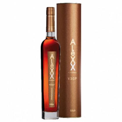 Tavria AleXX Gold VSOP In tube 40% 0.5L