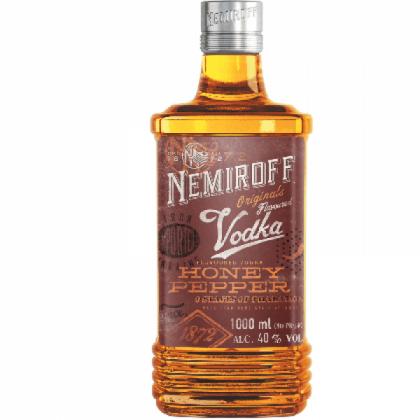 Nemiroff Honey Pepper 1L