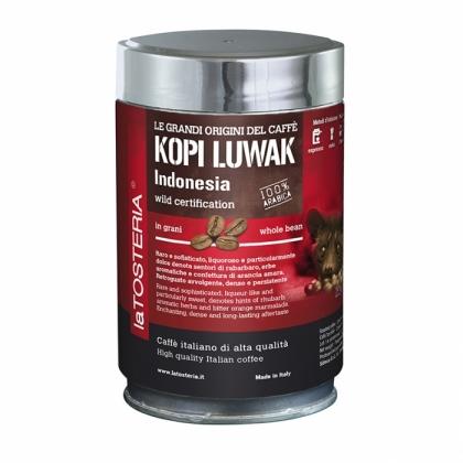 La Tosteria Cafe Kopi Luwak latta 250g