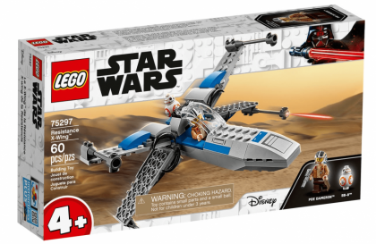 LEGO 75297 Resistance X-Wingw