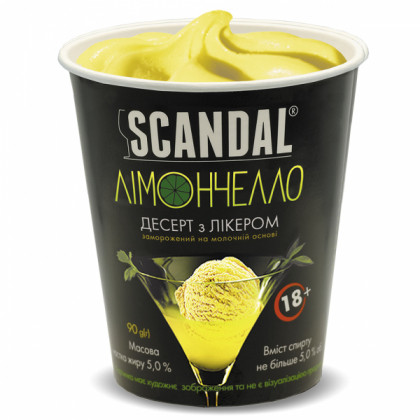 SCANDAL Limonchello, 90 g