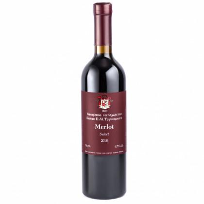 Merlo Select 2018, 0.75L