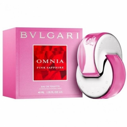 Bvlgari Omnia Pink Sapphire EDT 60 ml