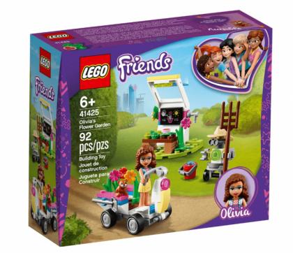 LEGO 41425 Olivia's Flower Garden
