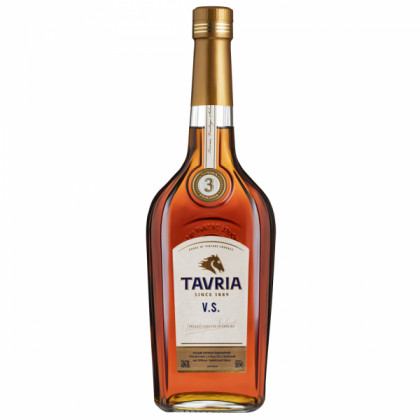 Tavria 3* V.S. 40% 0.5L