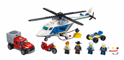 LEGO 60243 Police Helicopter Chase