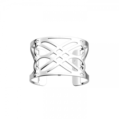 Браслет Les Georgettes silver shine Infini 40 mm