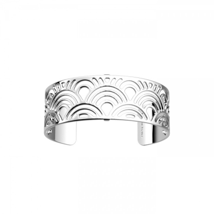 Браслет Les Georgettes silver matte Poisson 25 mm