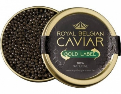 Caviar Gold Label 125g.