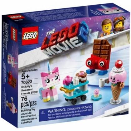 LEGO 70822 Unikitty Sweetest Friends EVER!