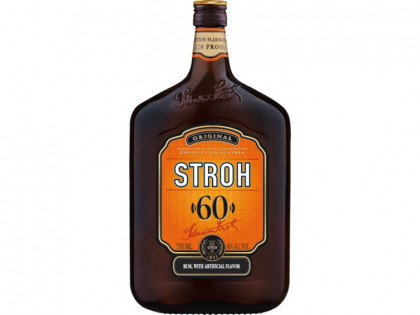 Rum Stroh Original 1l