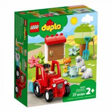LEGO 10950 Farm Tractor & Animal Care