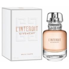 Givenchy L'Interdit Eau de Toilette 80 ml