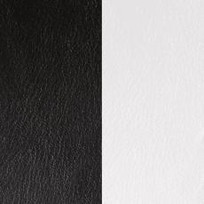 Кожаная вставка Les Georgettes 40 mm black/white
