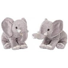 WWF African Elephant 2 ass. 18 cm