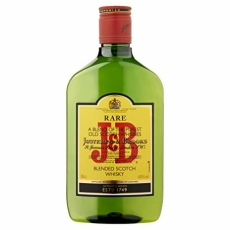 J&B Whisky Pet  0.5L