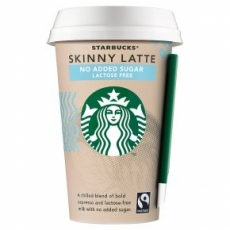Starbucks Skinny Latte 0,22l